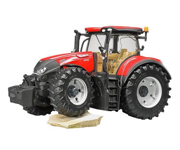 Tractor de juguete CASE IH Optum 300 CVX Bruder 3190 - Ítem4