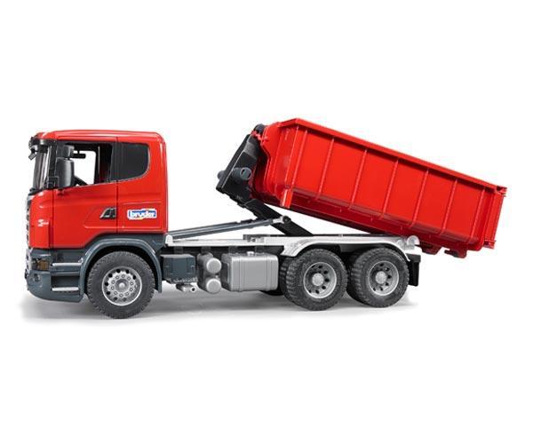 Camion de juguete SCANIA Serie R con contenedor - Ítem2