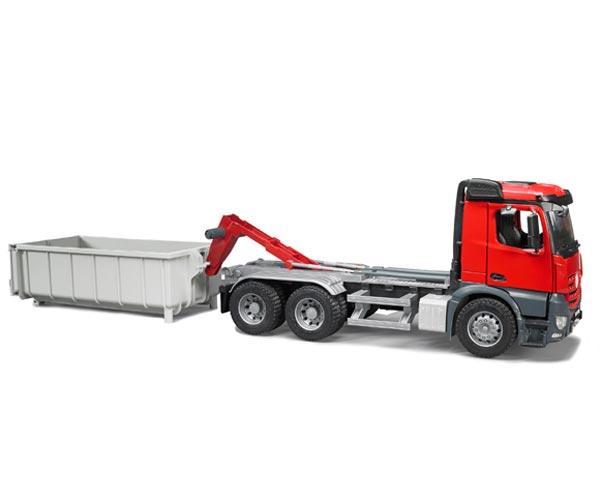 Camion de juguete MERCEDES BENZ MB Arocs LKW - Ítem4