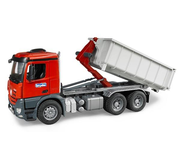 Camion de juguete MERCEDES BENZ MB Arocs LKW