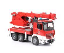 BRUDER 1:16 Camión-grúa bomberos MERCEDES-BENZ Arocs - Ítem3