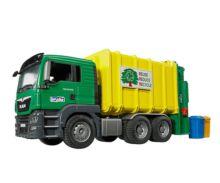 Camión de basura de juguete MAN TGS Bruder 3764 - Ítem1