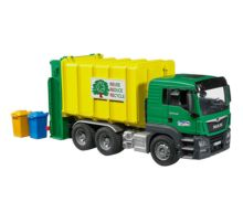 Camión de basura de juguete MAN TGS Bruder 3764 - Ítem2