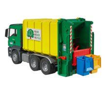 Camión de basura de juguete MAN TGS Bruder 3764 - Ítem4