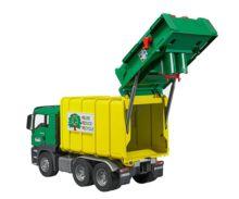 Camión de basura de juguete MAN TGS Bruder 3764 - Ítem6