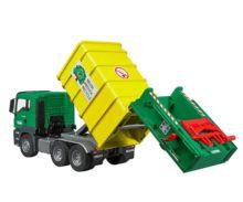 Camión de basura de juguete MAN TGS Bruder 3764 - Ítem7