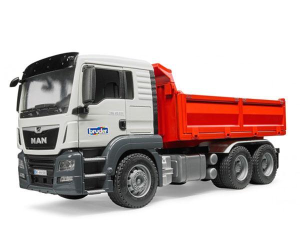 BRUDER 1:16 Camión de juguete MAN TGS - Ítem4