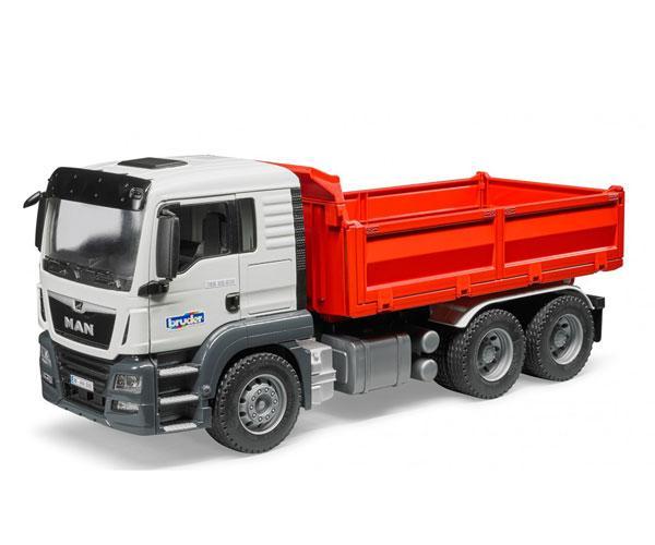BRUDER 1:16 Camión de juguete MAN TGS