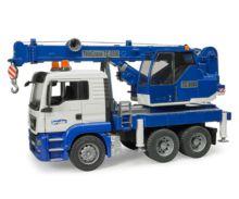 Camión grúa de juguete MAN TGS con luces y sonido Bruder 03770 - Ítem3