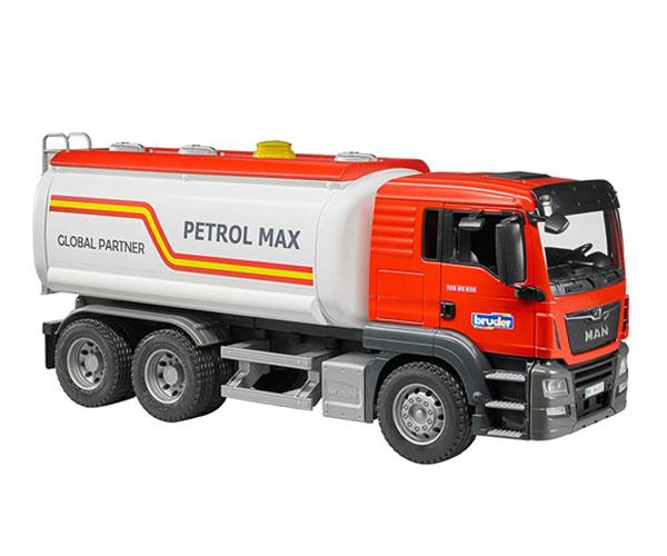 Camión cisterna de juguete MAN TGS Bruder 3775 - Ítem1