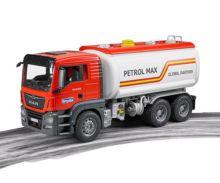 Camión cisterna de juguete MAN TGS Bruder 3775 - Ítem8