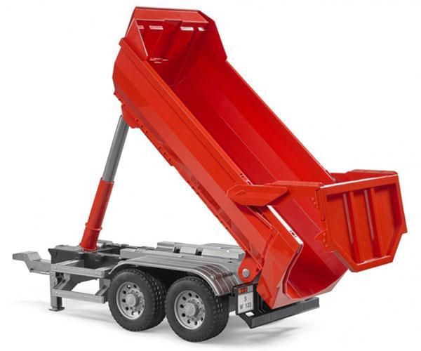 Remolque de juguete para camiones Bruder 03923 - Ítem3