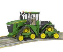 BRUDER 1:16 Tractor oruga de juguete JOHN DEERE 9620RX - Ítem1