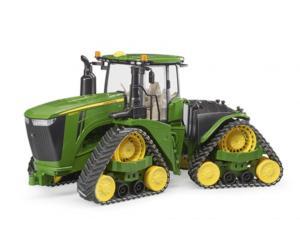 BRUDER 1:16 Tractor oruga de juguete JOHN DEERE 9620RX