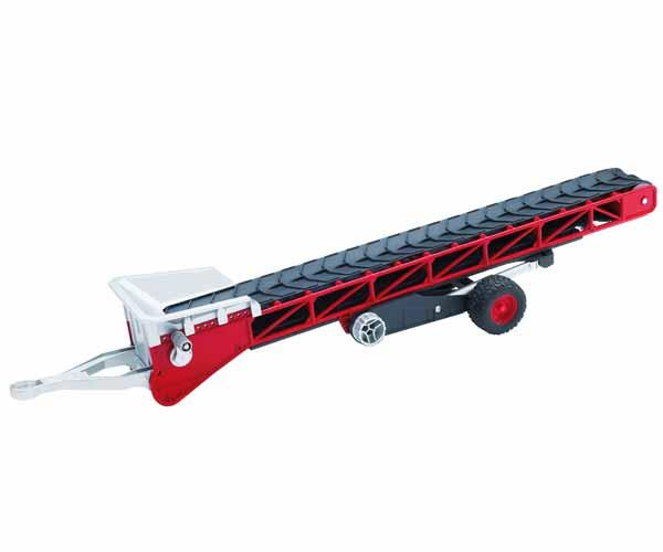 Cinta cargadora para tractores de juguete Bruder 02031