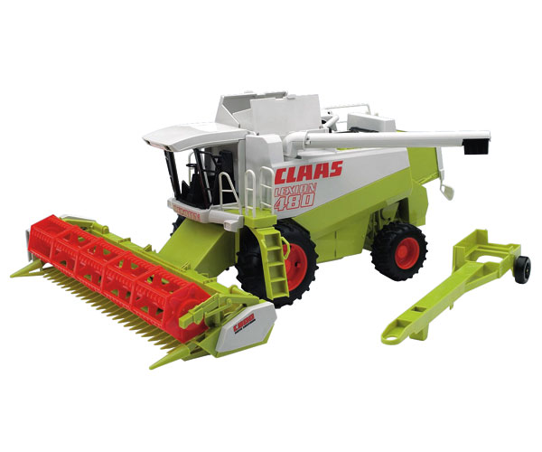 Cosechadora de juguete CLAAS Lexion 480