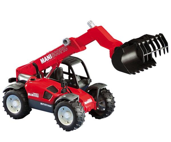 Telescópica de juguete MANITOU MLT 633