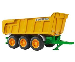 Remolque de juguete JOSKIN Trans-space - Ítem1