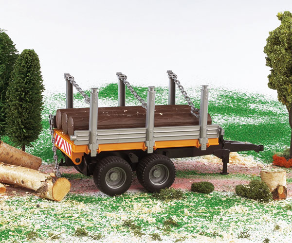 Remolque de juguete para el transporte de troncos - Ítem2