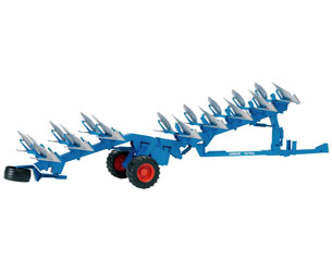 Arado reversible de juguete LEMKEN Vari-Titan Bruder 02250
