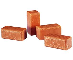 Pacas rectangulares de juguete Bruder 02342
