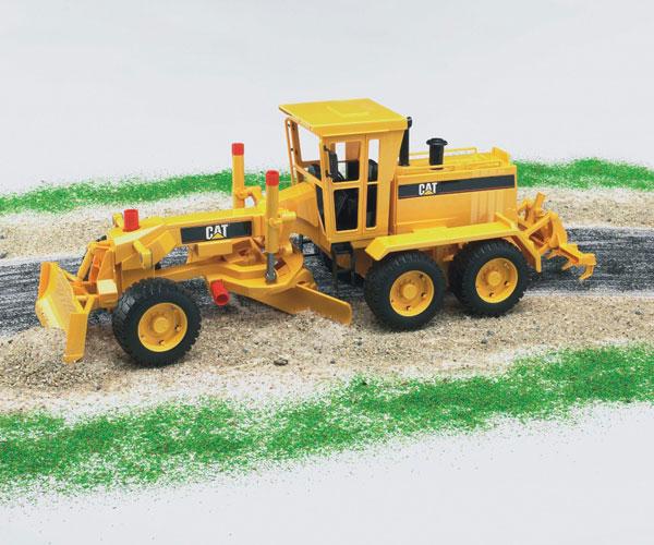 Motoniveladora de juguete CATERPILLAR - Ítem2