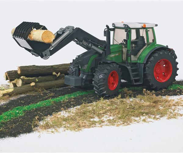 Tractor de juguete FENDT 936 Vario con pala - Ítem2