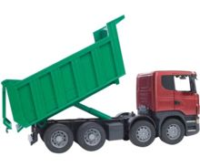 camion dumper de juguete scania - Ítem1
