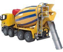 camion hormigonera de juguete scania - Ítem1