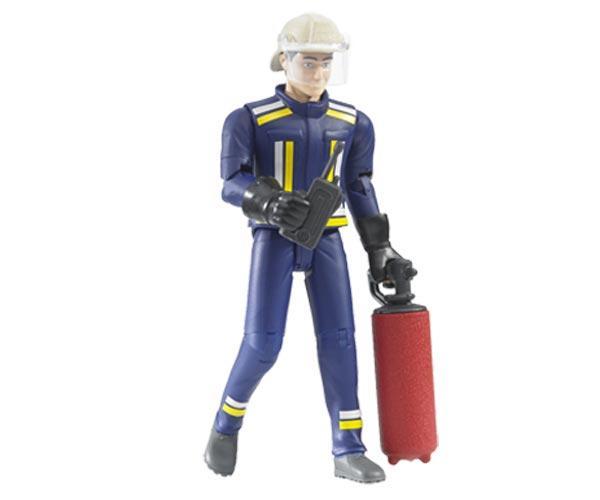 Muñeco bombero