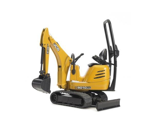 Miniexcavadora de juguete JCB 8010 CTS - Ítem2