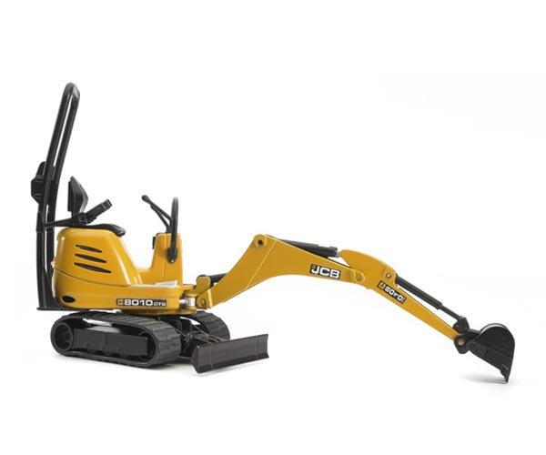 Miniexcavadora de juguete JCB 8010 CTS - Ítem3