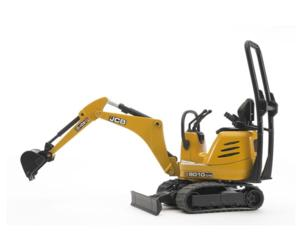 Miniexcavadora de juguete JCB 8010 CTS