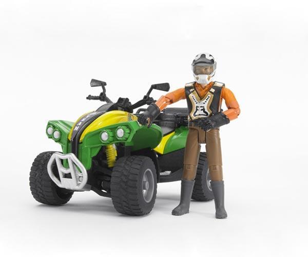 Quad de juguete con conductor - Ítem2