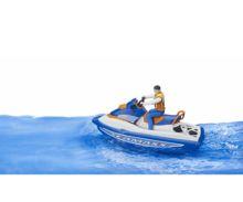 BRUDER 1:16 Moto acuática con piloto - Ítem3