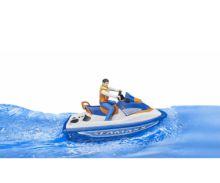 BRUDER 1:16 Moto acuática con piloto - Ítem4