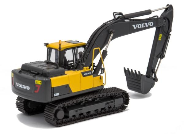 MOTORART 1:50 Excavadora VOLVO EC200D - Ítem1