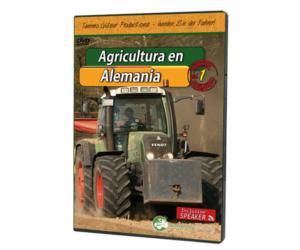 DVD Agricultura en Alemania Vol.1