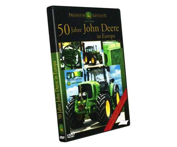 DVD 50 años JOHN DEERE en Europa