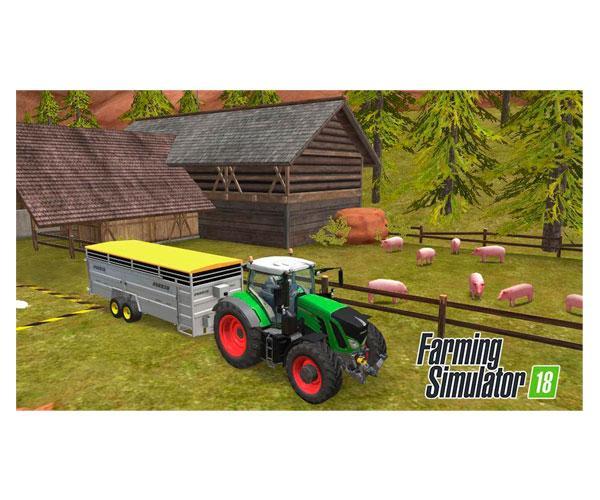 Juego de consola Farming Simulator 18 para PSVITA en español - Ítem2