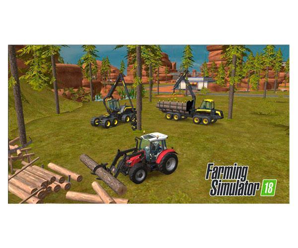 Juego de consola Farming Simulator 18 para Nintendo 3DS en español - Ítem3