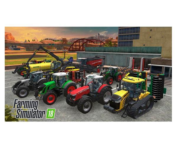 Juego de consola Farming Simulator 18 para PSVITA en español - Ítem4