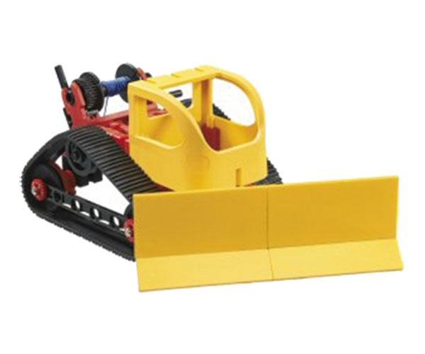 Kit montaje bulldozer fischertechnik 520395 - Ítem2
