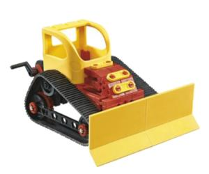 Kit montaje bulldozer fischertechnik 520395
