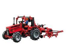 Kit de montaje tractor con apero RC Radio control fischertechnik 524325 - Ítem1