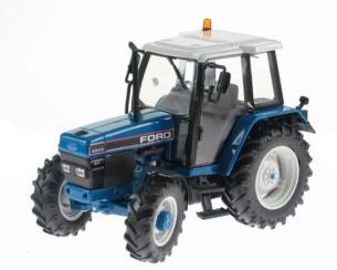ROS 1:32 Tractor FORD SLE 4WD EDICION LIMITADA