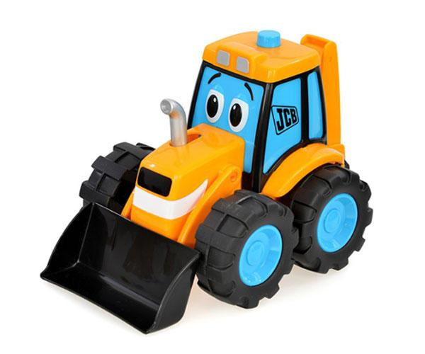 Excavadora de juguete JCB Golden Bear 4010