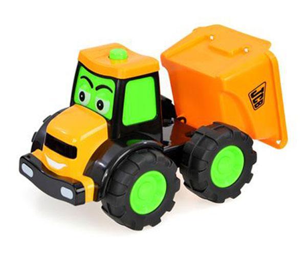 Dumper de juguete JCB Golden Bear 4011 - Ítem4