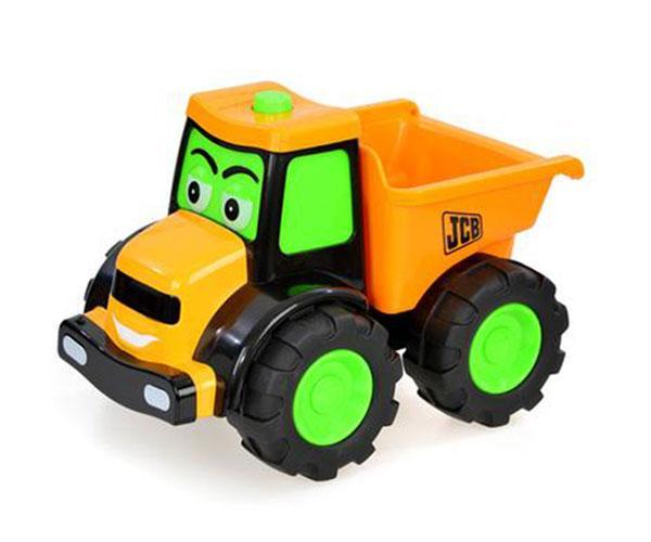 Dumper de juguete JCB Golden Bear 4011