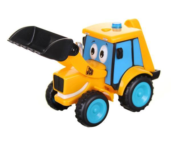 Pala cargadora de juguete JCB Golden Bear 4013 - Ítem1